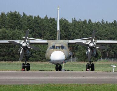 Separatyści zestrzelili samolot sił rządowych