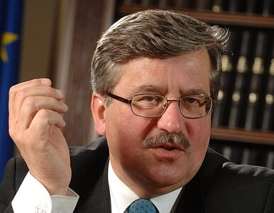 Bronisław Komorowski wręczył nominacje profesorskie
