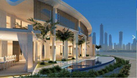 Chciałbyś w nich zamieszkać? Najbardziej luksusowe wille w Dubaju