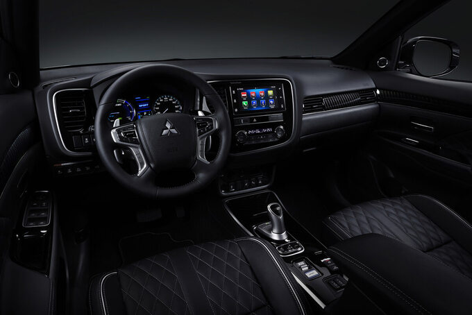 Mitsubishi Outlander PHEV 2020