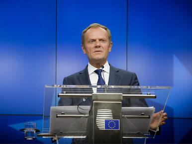 Tusk: Szczyt UE-27 przyjął jednomyślnie wytyczne ws. Brexitu