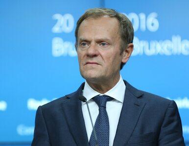 """""""Historia każe mi zmienić wystąpienie"""". Tusk we Wrocławiu apeluje do..."""