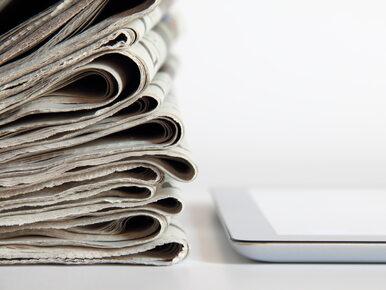Część gazet na cenzurowanym. Poseł PiS domaga się cofnięcia prenumerat...