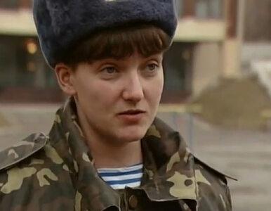 Protesty na kijowskim Majdanie w obronie Nadii Sawczenko