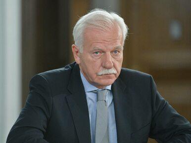 """Olechowski o """"prymitywnej dyskusji"""" dot. uchodźców. Słowa Szydło..."""