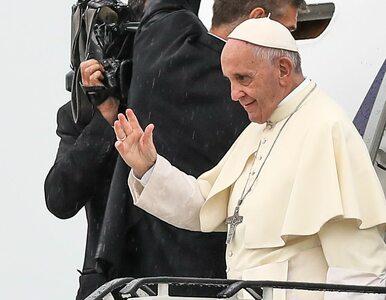 Papież: Polacy to dobrzy ludzie, a Polska jest piękna i wyjątkowa