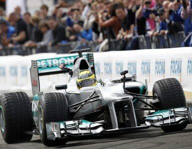 F1: Schumacher pojedzie po raz 300. W platynowym kasku
