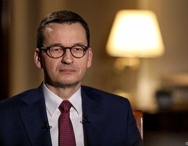 """Premier Morawiecki podziękował służbie zdrowia. """"Jesteście bohaterami..."""