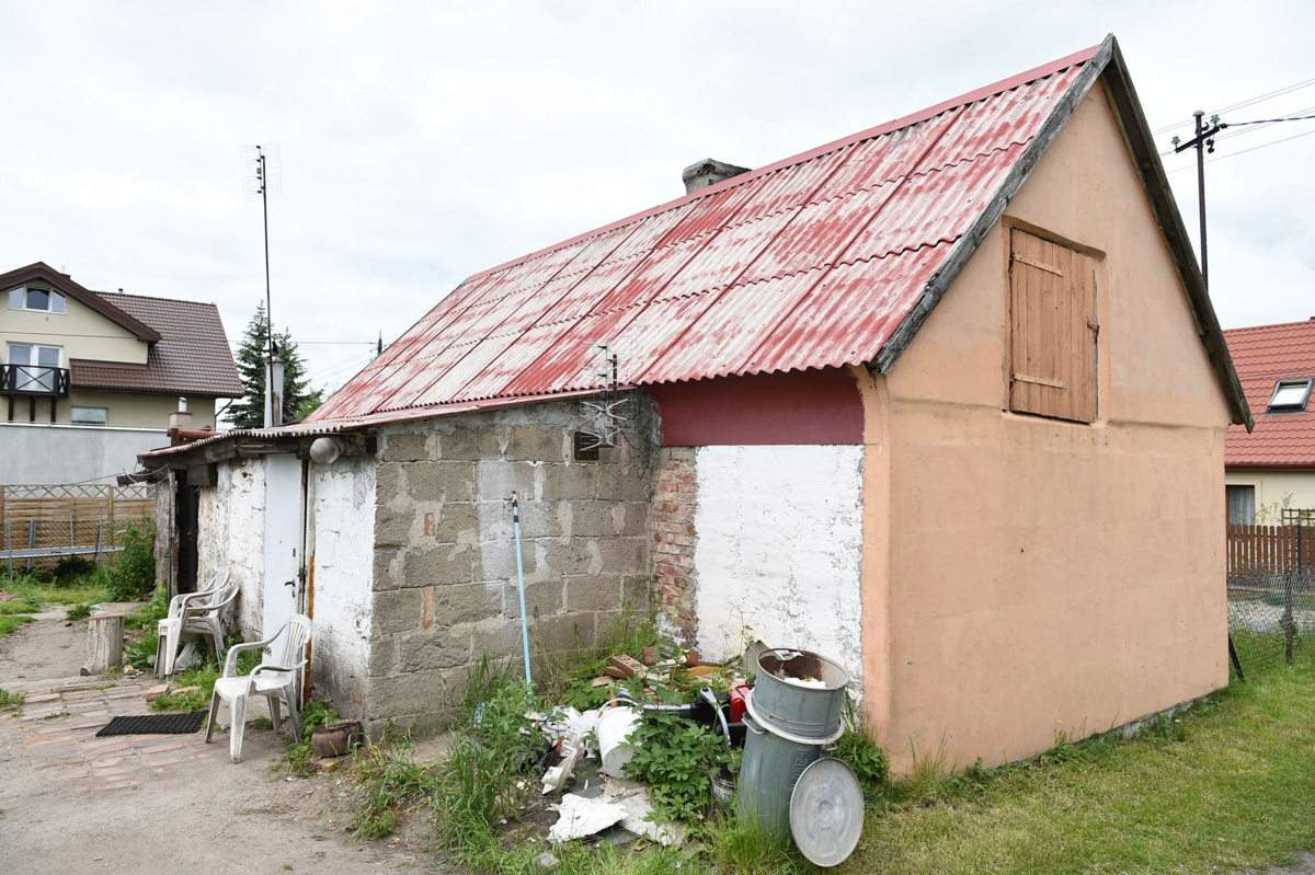 """Efekty remontu ekipy programu """"Nasz nowy dom"""" we wsi Połchowo"""