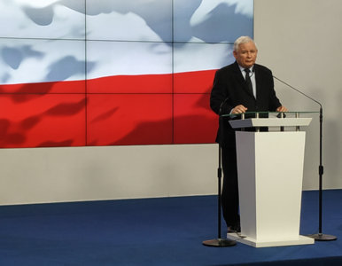 Kaczyński nie pojawił się na wieczorze wyborczym Dudy. Wiadomo, gdzie...
