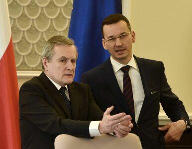Morawiecki i Gliński wiceprezesami PiS? Jest komentarz