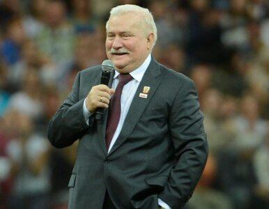 """Wałęsa: dla """"Solidarności"""" liczy się tylko zadyma"""
