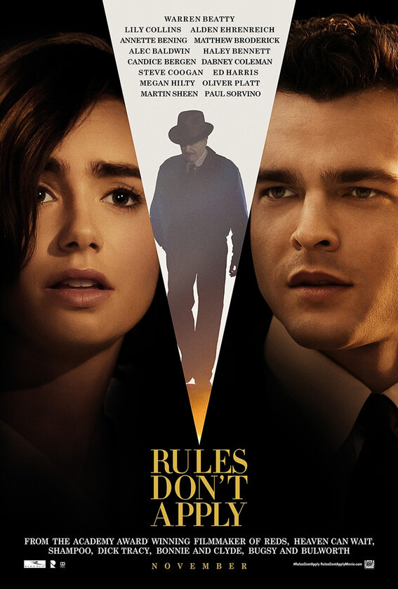 Rules Don't Apply (2016) Rules Don't Apply (2016)
