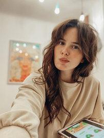 Aleksandra Żuraw, polska modelka i youtuberka