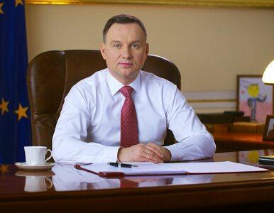 Specjalne przesłanie prezydenta Andrzeja Dudy do uczestników PALS
