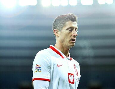 Lewandowski nie zagra w meczu z Anglią. Lekarze potwierdzili kontuzję