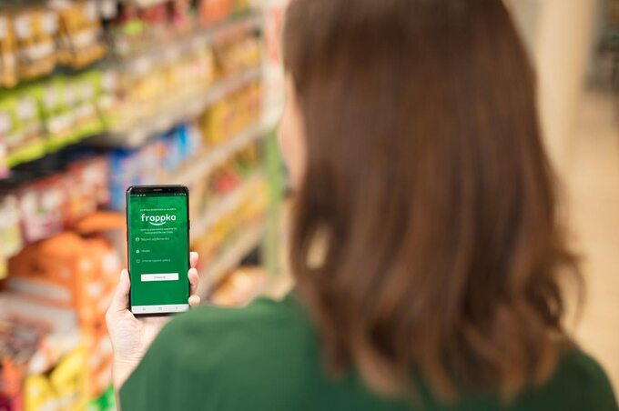 """Żabka stworzyła aplikację """"Frappka"""" wspierającą franczyzobiorców wzarządzaniu sklepami należącymi dosieci"""