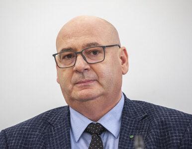 Piotr Zgorzelski zakażony koronawirusem. Wicemarszałek przekazał, jak...