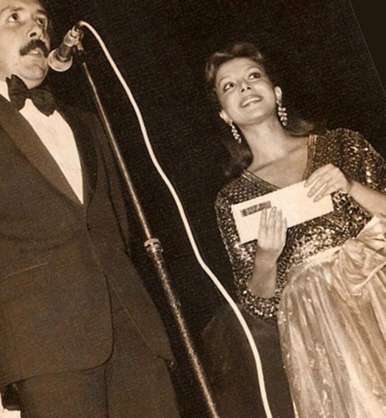 Virginia Vallejo w 1977 roku