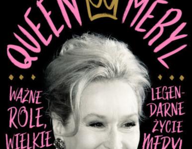 """""""Queen Meryl"""" Erin Carlson. Urzekający i inspirujący portret legendarnej..."""