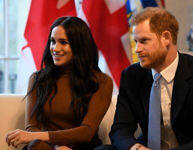 Harry przyleciał na pogrzeb księcia Filipa. Meghan została w USA