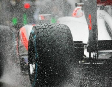 F1: Button na pole position w Grand Prix Belgii