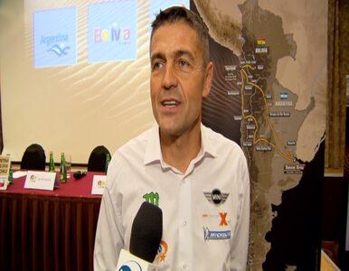 Hołowczyc o Dakarze 2015: Dalej chcę wygrać