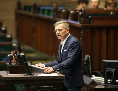 Burzliwe obrady Sejmu. Debata w sprawie protestujących rezydentów