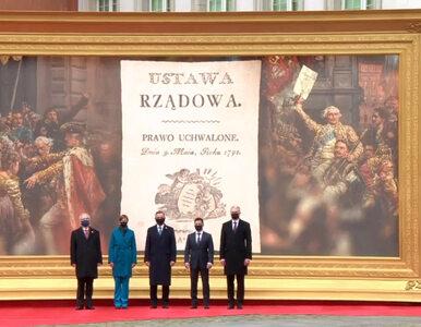 230. rocznica uchwalenia Konstytucji 3 Maja. Prezydenci przyjęli wspólną...