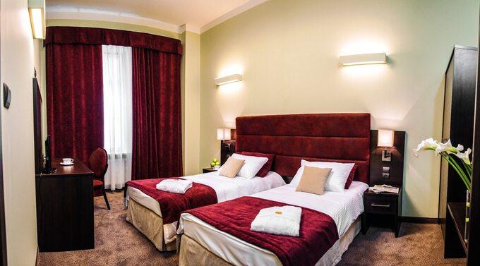 Hotel Ilan oferuje 40 komfortowych pokoi, wtym dwa apartamenty