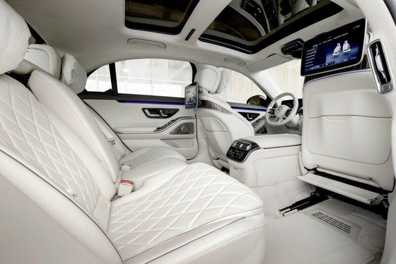 Mercedes Benz S 580 e
