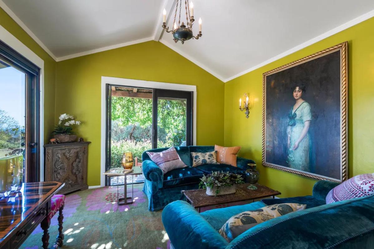 Dom Marii Szarapowej w Summerland w Kalifornii