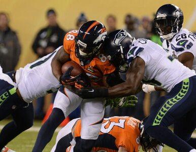 Super Bowl: Pogrom w finale, historyczny triumf Seattle Seahawks
