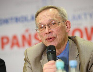 """Prof. Gut dla """"Wprost"""": Test na COVID-19 z Biedronki nie powie, czy ktoś..."""