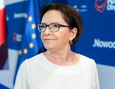 Nowa funkcja dla Ewy Kopacz. Została wiceszefem Parlamentu Europejskiego