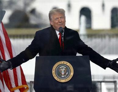 Donald Trump opuszcza Biały Dom. Dokąd uda się 45. prezydent USA?