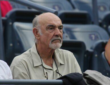 """Sean Connery """"wdzięczny, że żyje"""" po przejściu huraganu Dorian...."""