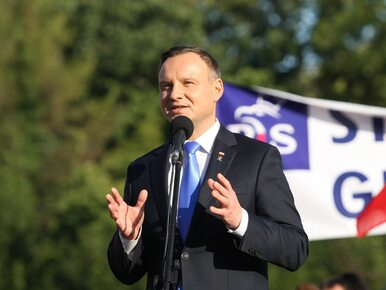 Polacy najbardziej ufają Andrzejowi Dudzie. Fatalny wynik Macierewicza,...