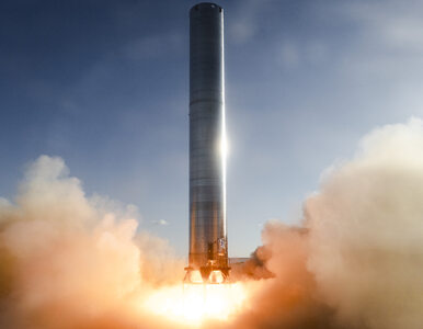 Przełomowy test SpaceX. Ożył kluczowy element rakiety, która zabierze...