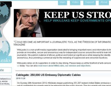 Amerykanie upominają się o prawa informatora WikiLeaks