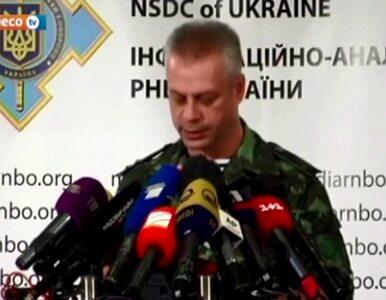 Apel Rady Bezpieczeństwa Ukrainy: Nie ujawniajcie danych żołnierzy...
