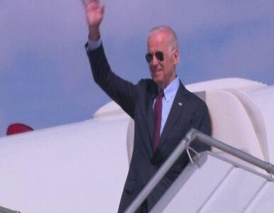 Joe Biden przyleciał do Kijowa na rozmowy o ukraińskiej gospodarce i...