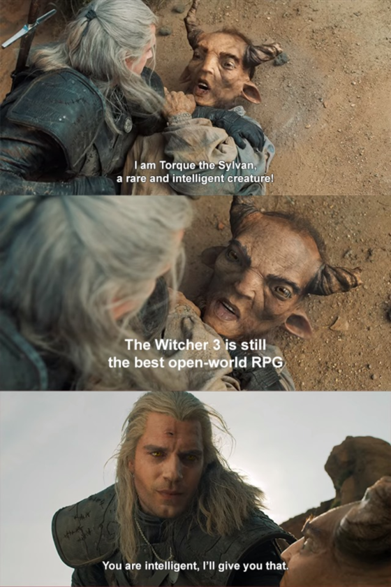 Witcher  > all