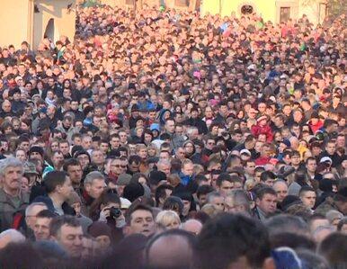 Dziś Wielki Piątek. Tysiące wiernych w Kalwarii Zebrzydowskiej
