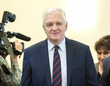 Minister Gowin interweniuje ws. Jażdżewskiego. Rektor UW krytycznie o...