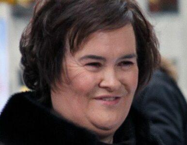 Susan Boyle śpiewa dla papieża