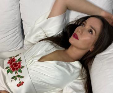 """44-letnia Natalia Oreiro, znana z serialu """"Zbuntowany anioł"""". Zmieniła..."""
