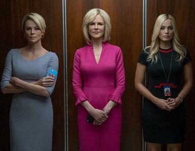 """Kidman, Theron, Robbie i molestowanie w Fox News. Trailer """"Bombshell""""..."""