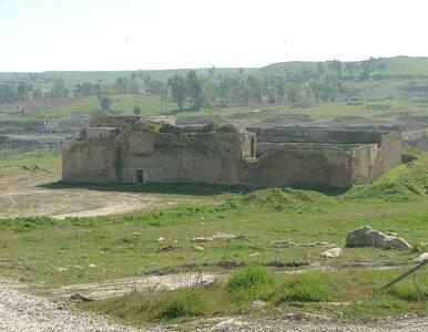 Dżihadyści z IS zniszczyli najstarszy chrześcijański klasztor w Iraku