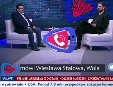 """Wpadki na paskach w TVP Info. Zła passa trwa, dołącza """"Wiesława Stalowa"""""""